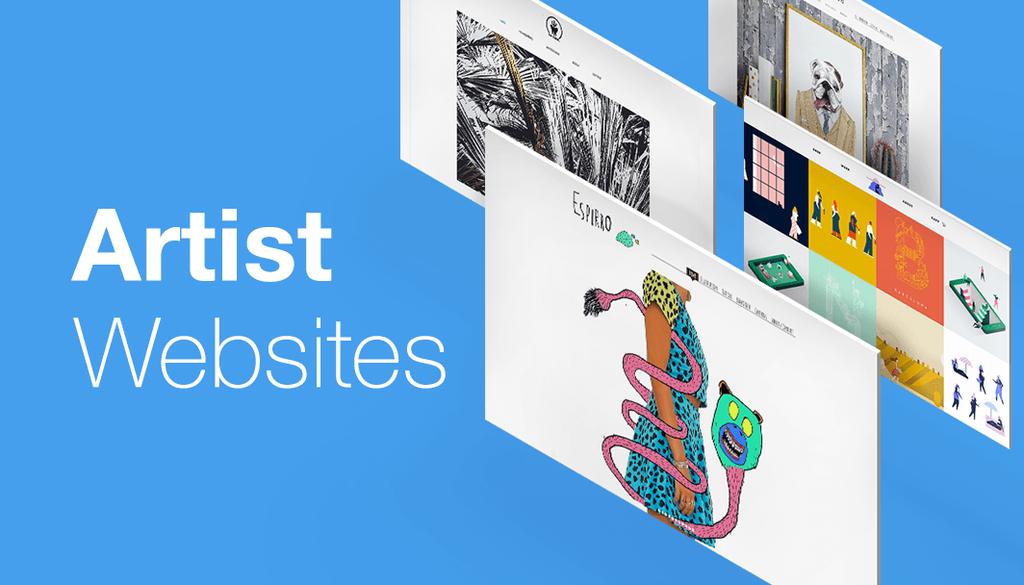 artist-painting-website-design