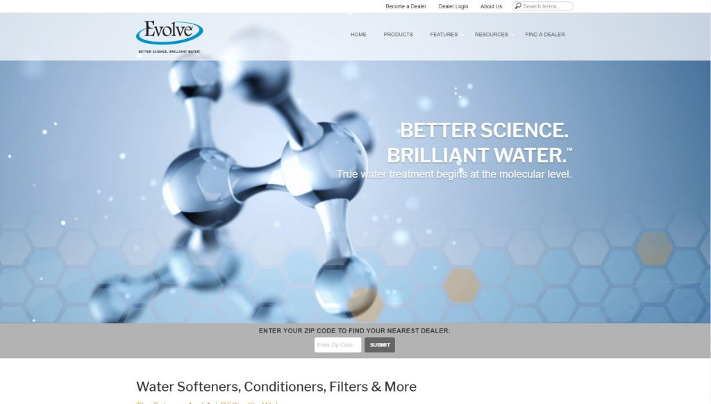water-treatment-plant-website-design