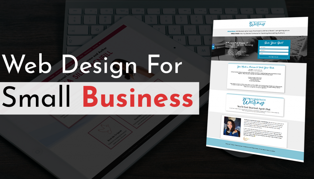Quality Of Small Business Website Design